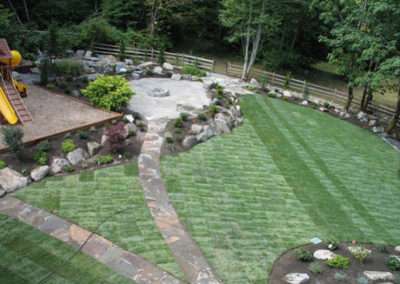 Complete Backyard Transformation